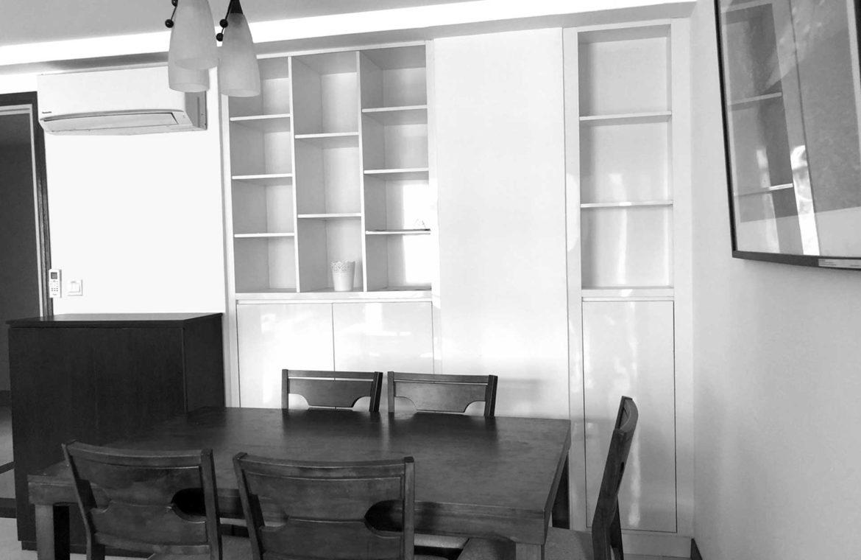 rental thanlyin yangon myanmar dinner area