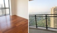 Goldern City Complex Yankin Township timber floors